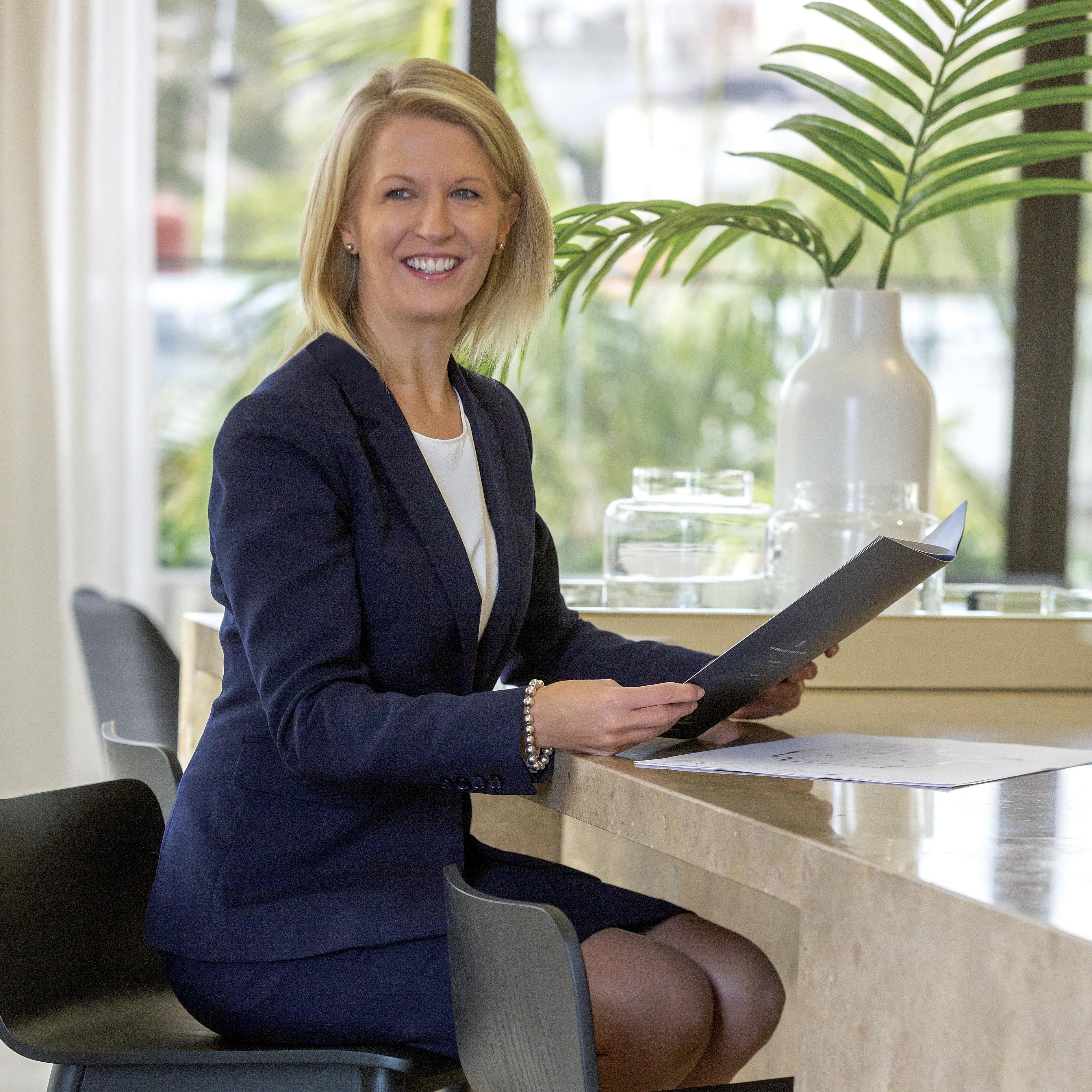 Nicole French - Professional Portrait