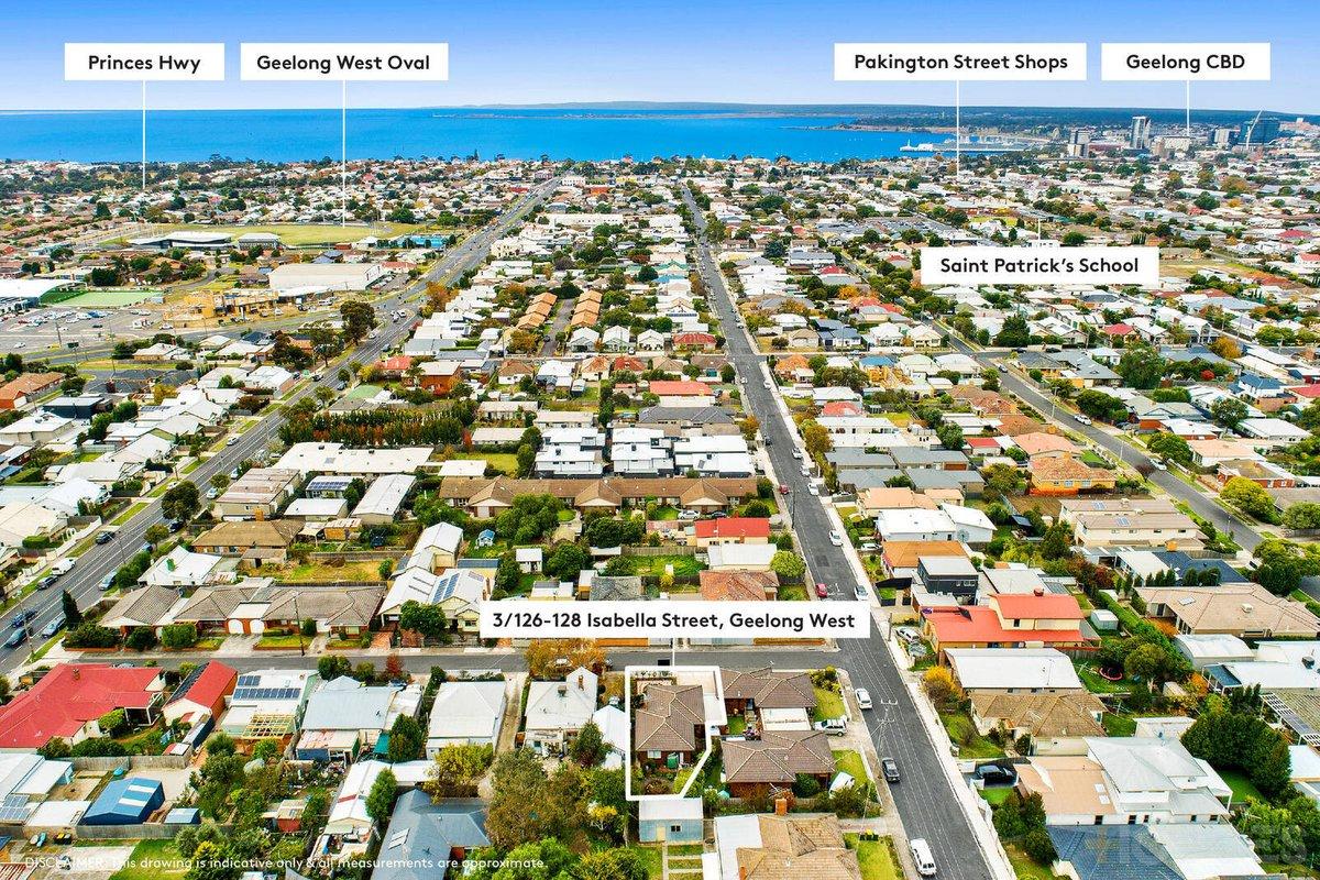 3/126 Isabella Street Geelong West - Photo 12