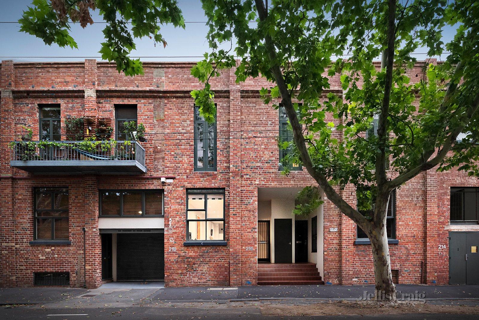 216 Kerr Street, Fitzroy    - Print Image 1