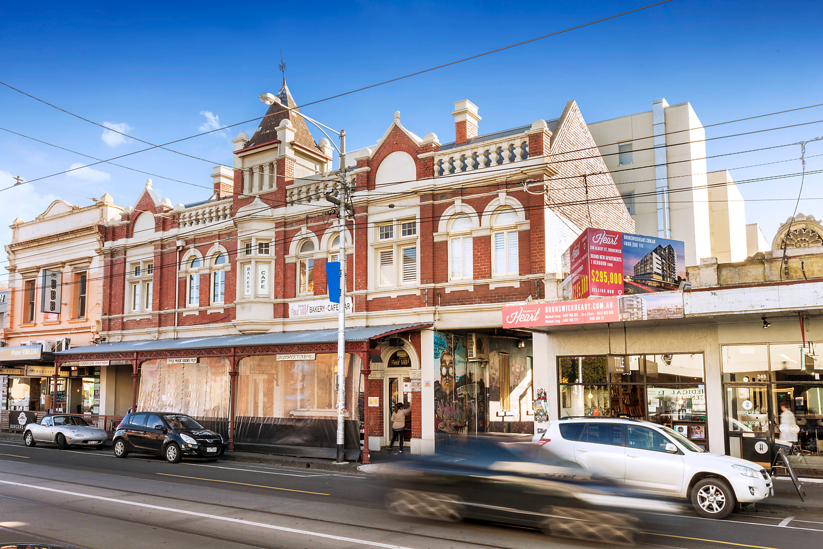 1 337 341 Sydney Road Brunswick Apartment For Sale
