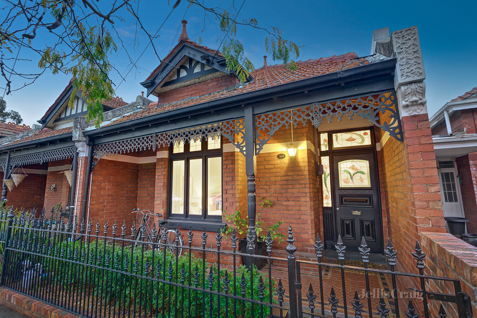 168 Scotchmer Street Fitzroy North House For Sale
