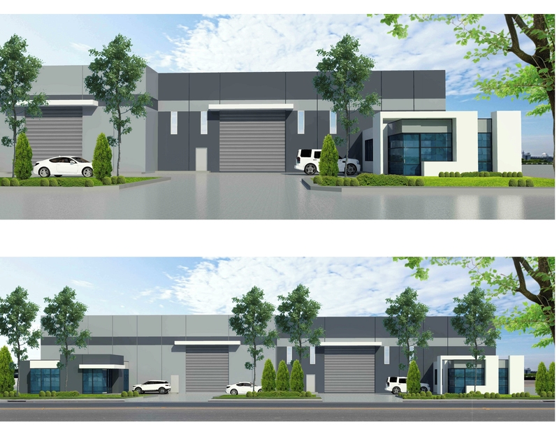 NEW MODERN BUILDING FOR SALE/LEASE