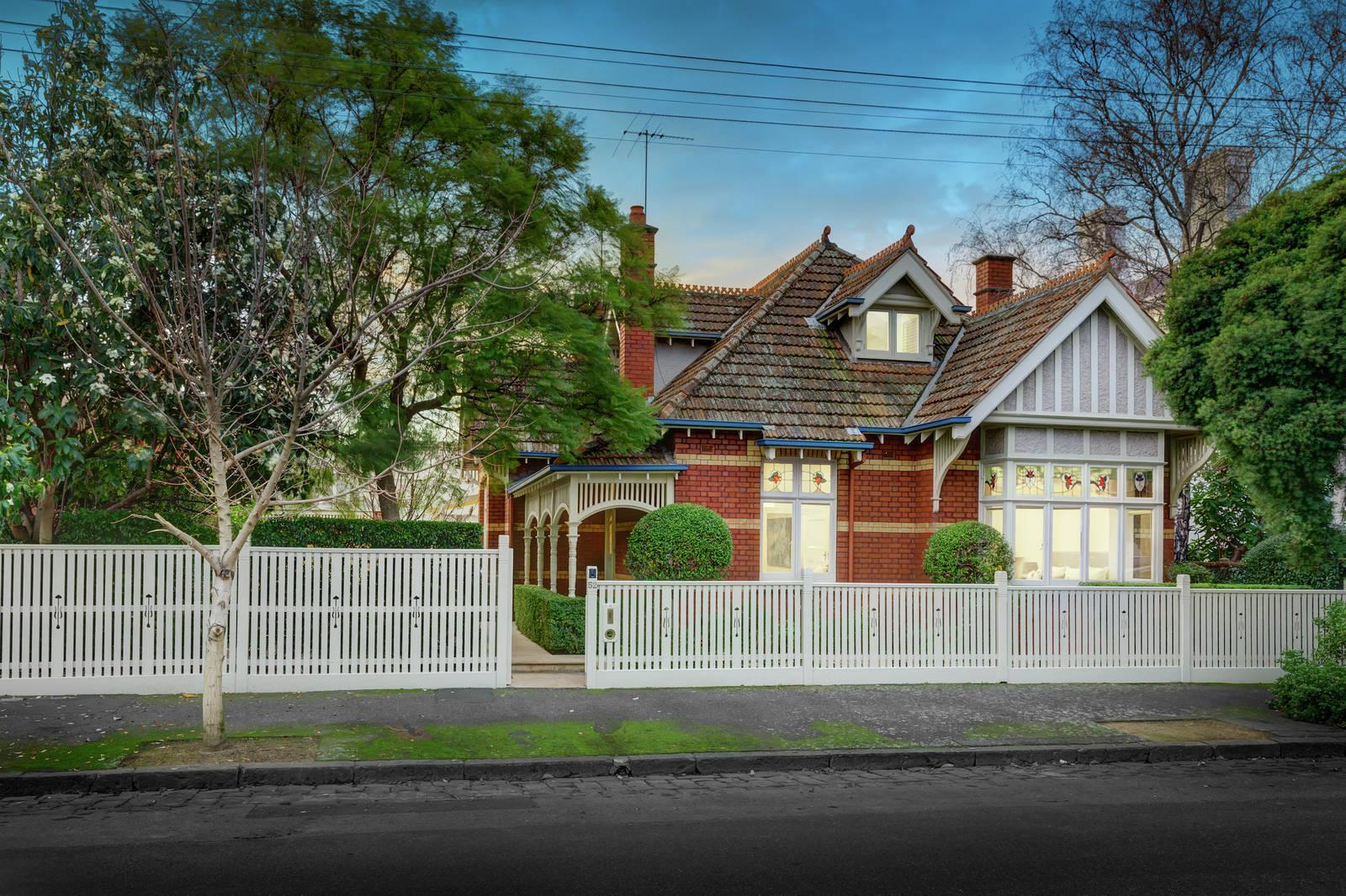 52 Hotham Street, East Melbourne - Print Image 1