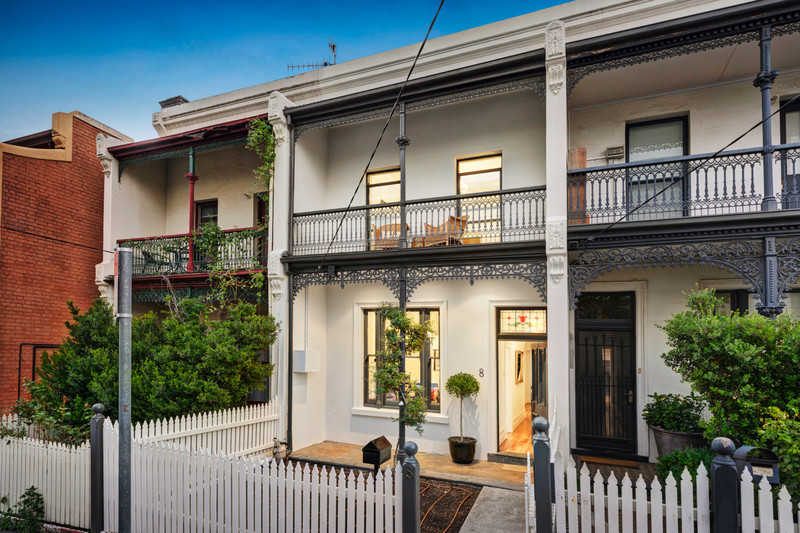 8 Normanby Place